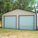 top notch metal products double classic style carport image