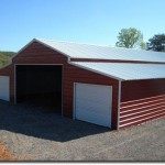 top notch metal products barn image