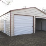 top notch metal products double a frame style carport image